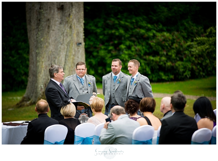 Szarkiewicz Wedding Photography Edinburgh - Hilton Dunkeld House_0019