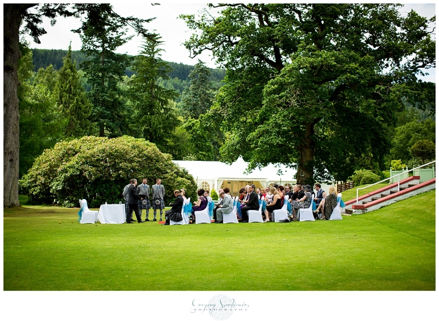 Szarkiewicz Wedding Photography Edinburgh - Hilton Dunkeld House_0020