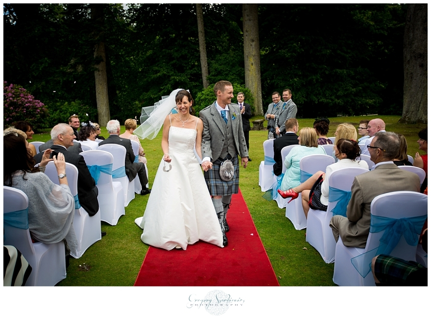 Szarkiewicz Wedding Photography Edinburgh - Hilton Dunkeld House_0037