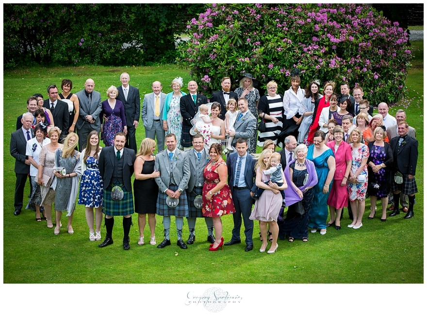 Szarkiewicz Wedding Photography Edinburgh - Hilton Dunkeld House_0038