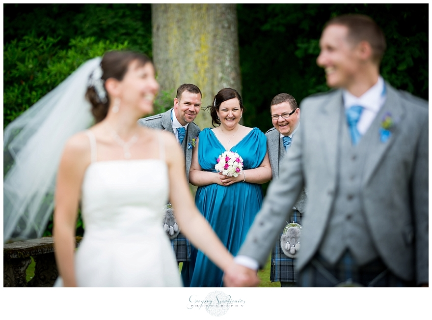 Szarkiewicz Wedding Photography Edinburgh - Hilton Dunkeld House_0040