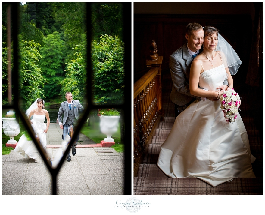 Szarkiewicz Wedding Photography Edinburgh - Hilton Dunkeld House_0048