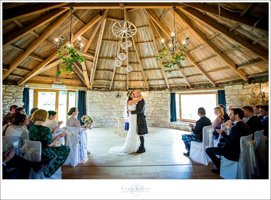 Szarkiewicz Wedding Photography Harburn House 11