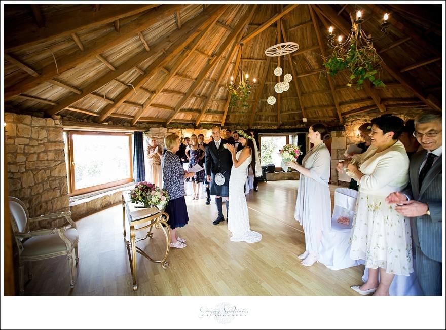 Szarkiewicz Wedding Photography Harburn House 12
